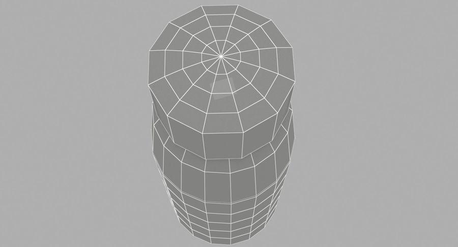 水壶 royalty-free 3d model - Preview no. 12