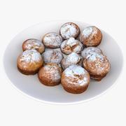 Muffins 3d model