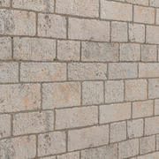 Stone_Wall_06 3d model