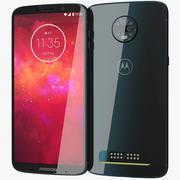 Motorola Moto Z3 Oyna 3d model