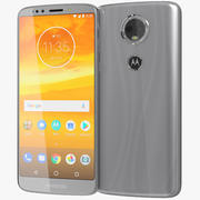 Motorola Moto E5 Plus Szary 3d model