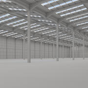Warehouse 19 3d model