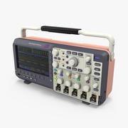 Digitale oscilloscoop algemeen 3d model