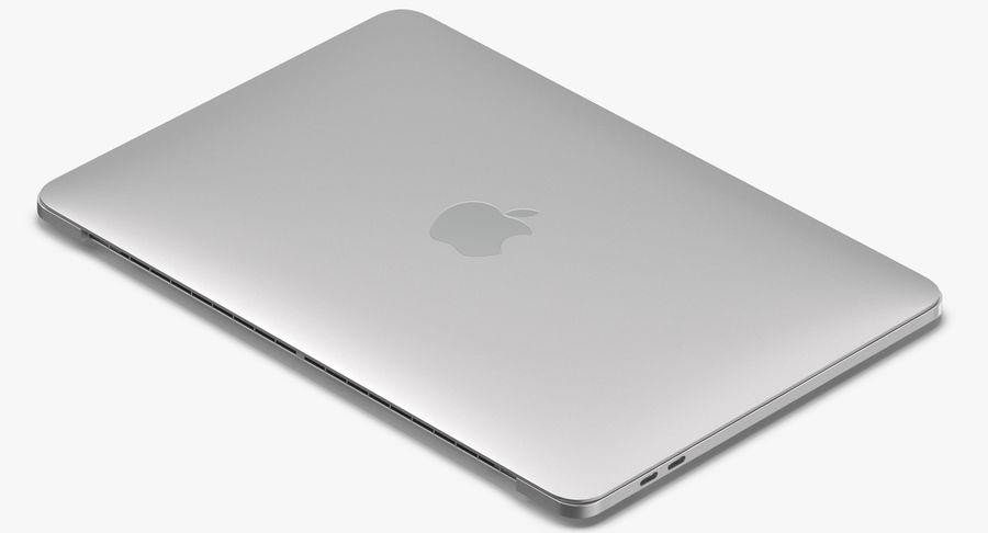 Apple Macbook Pro已关闭 royalty-free 3d model - Preview no. 4