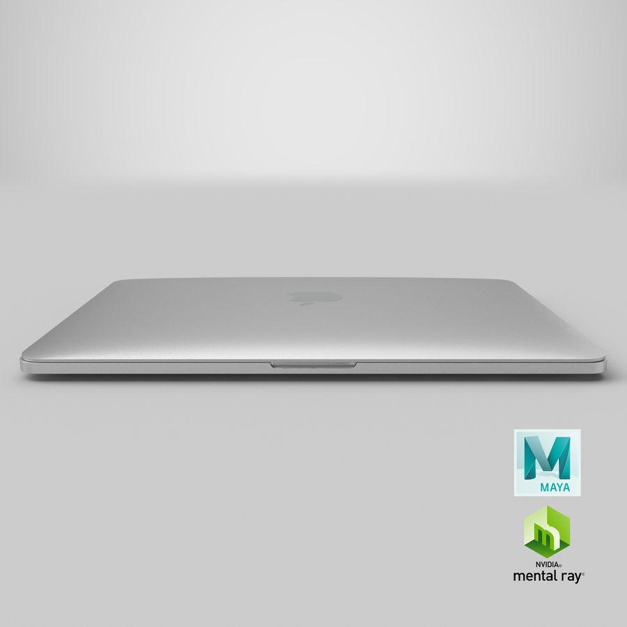 Apple Macbook Pro已关闭 royalty-free 3d model - Preview no. 21