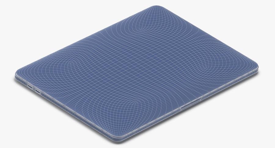 Apple Macbook Pro已关闭 royalty-free 3d model - Preview no. 12