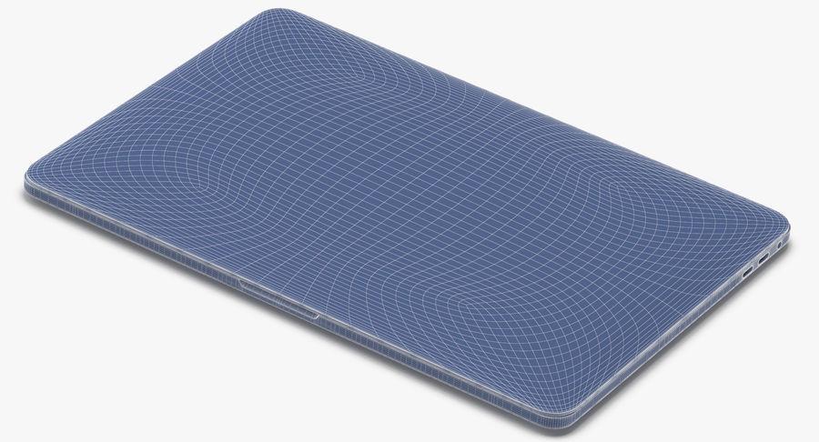 Apple Macbook Pro已关闭 royalty-free 3d model - Preview no. 11
