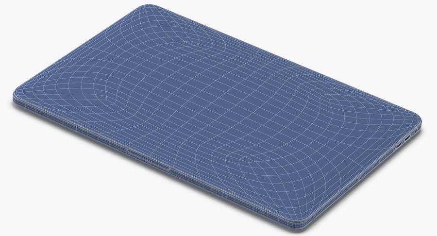 Apple Macbook Pro已关闭 royalty-free 3d model - Preview no. 16