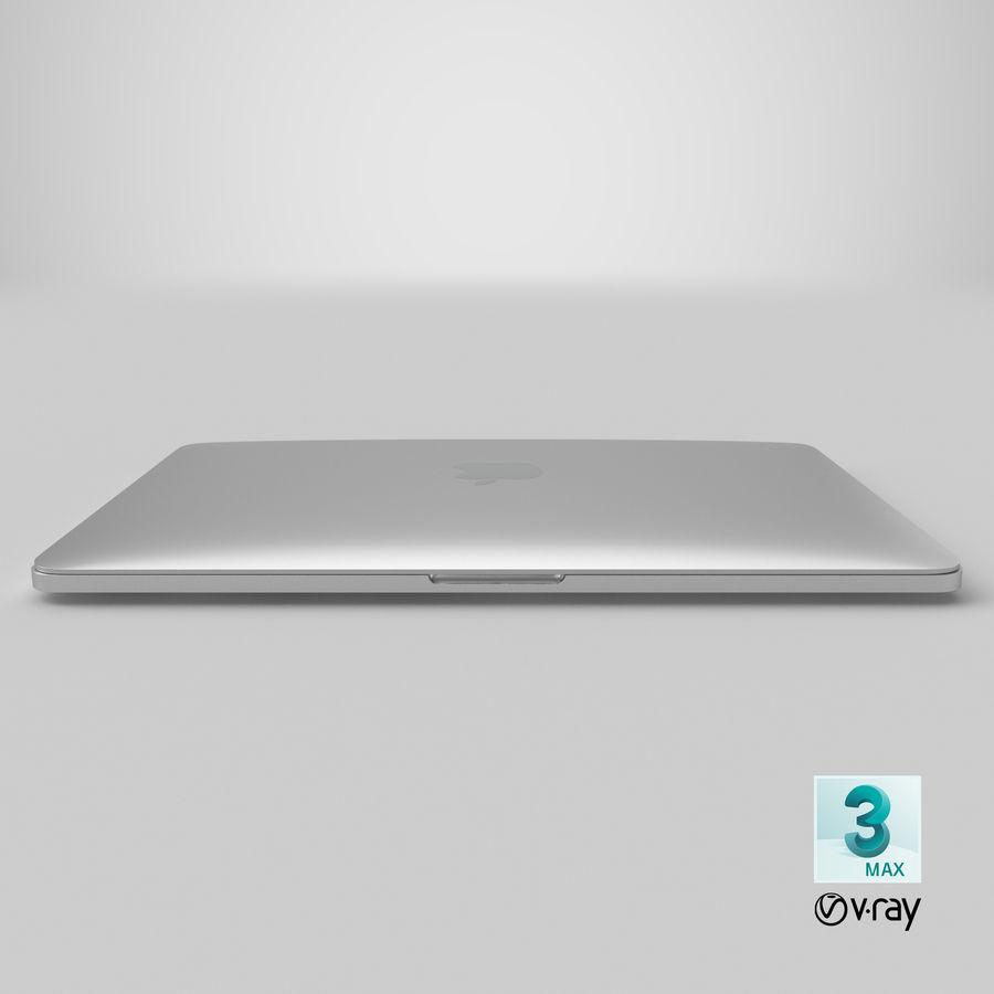 Apple Macbook Pro已关闭 royalty-free 3d model - Preview no. 22