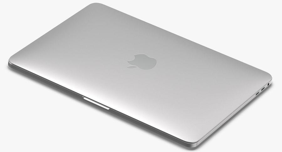 Apple Macbook Pro已关闭 royalty-free 3d model - Preview no. 6