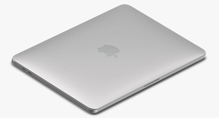 Apple Macbook Pro已关闭 royalty-free 3d model - Preview no. 7