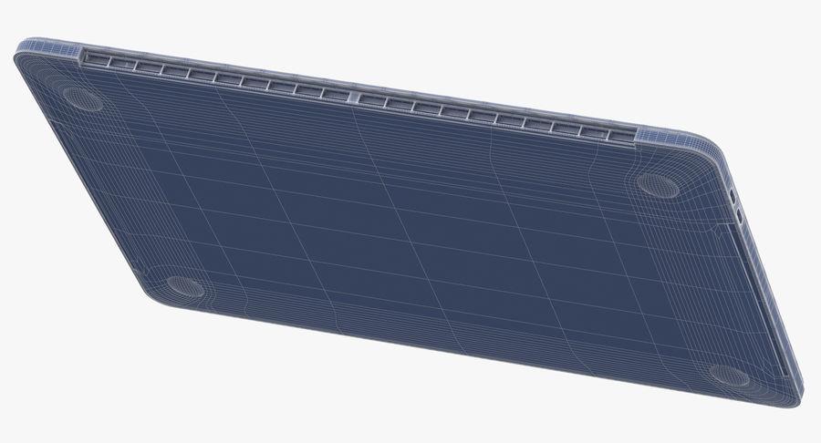 Apple Macbook Pro已关闭 royalty-free 3d model - Preview no. 14