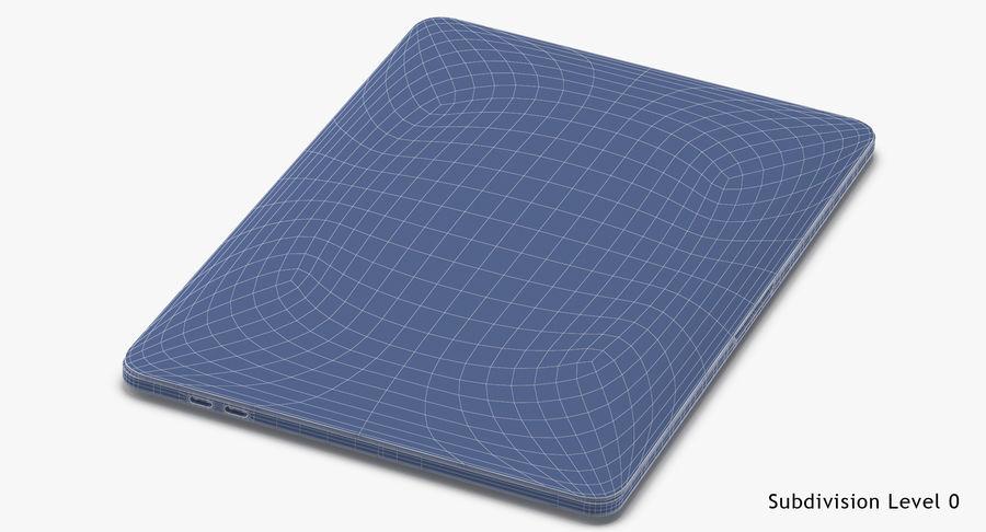 Apple Macbook Pro已关闭 royalty-free 3d model - Preview no. 17