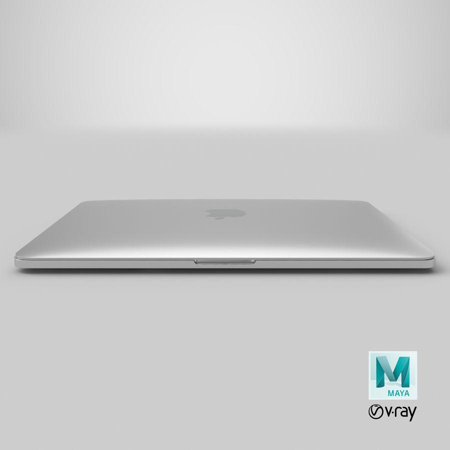 Apple Macbook Pro已关闭 royalty-free 3d model - Preview no. 20