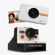 Polaroid-kameror 3D-modeller 3d model