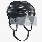 Kask hokejowy Bauer Re-Akt 3d model