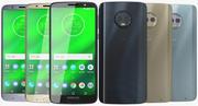 Motorola Moto G6 Plus Alle Farben 3d model