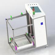 Elevator conveyor 3d model