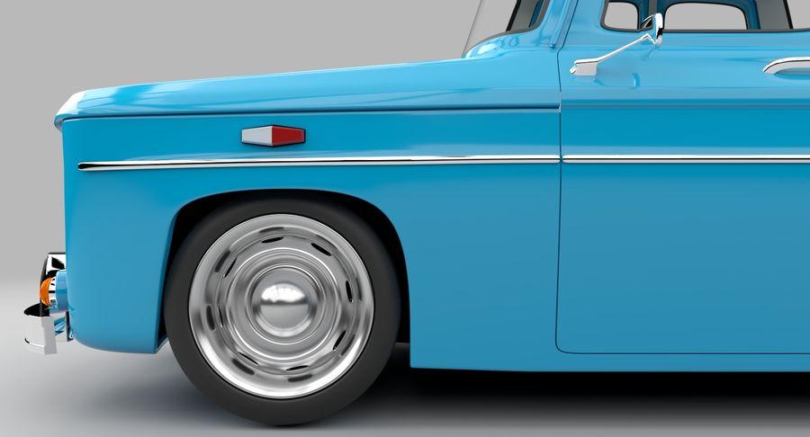 漫画車 royalty-free 3d model - Preview no. 6