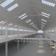 Warehouse 27 3d model
