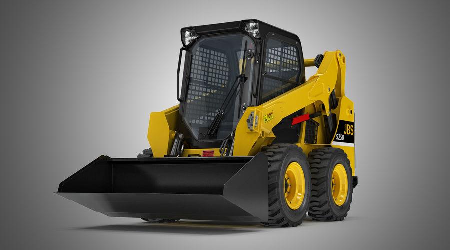 建設機械 royalty-free 3d model - Preview no. 9