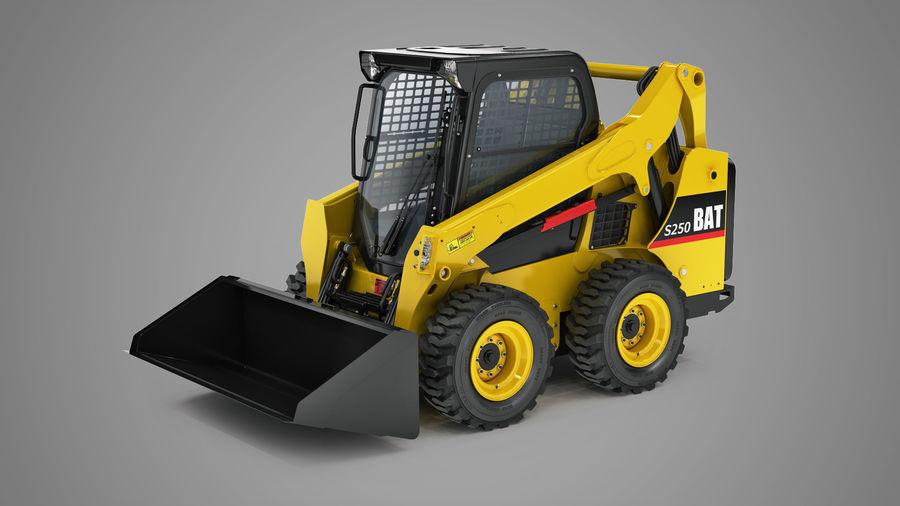 建設機械 royalty-free 3d model - Preview no. 2