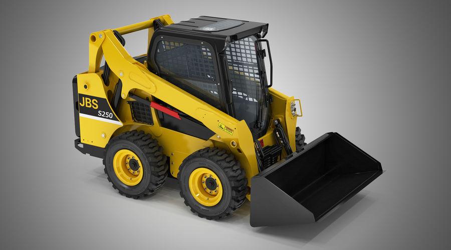 建設機械 royalty-free 3d model - Preview no. 7