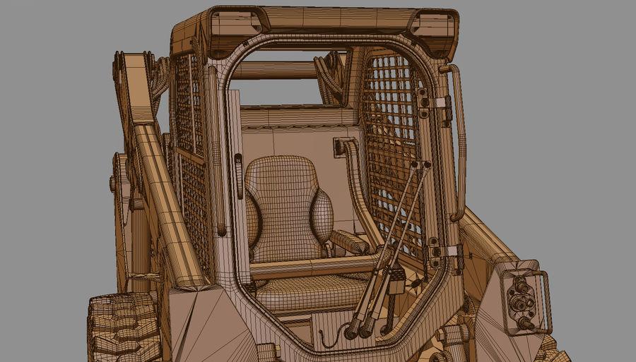 建設機械 royalty-free 3d model - Preview no. 22