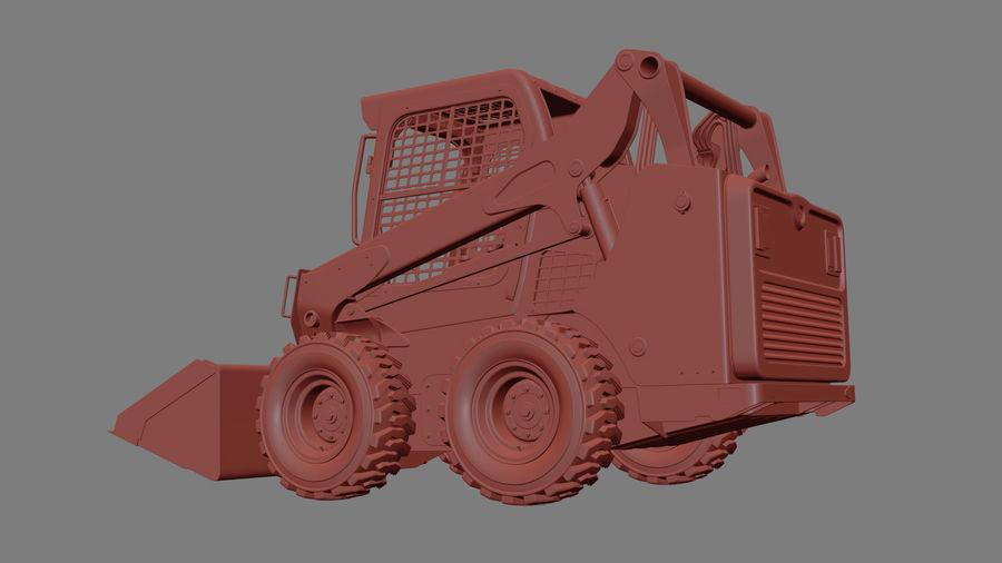建設機械 royalty-free 3d model - Preview no. 19