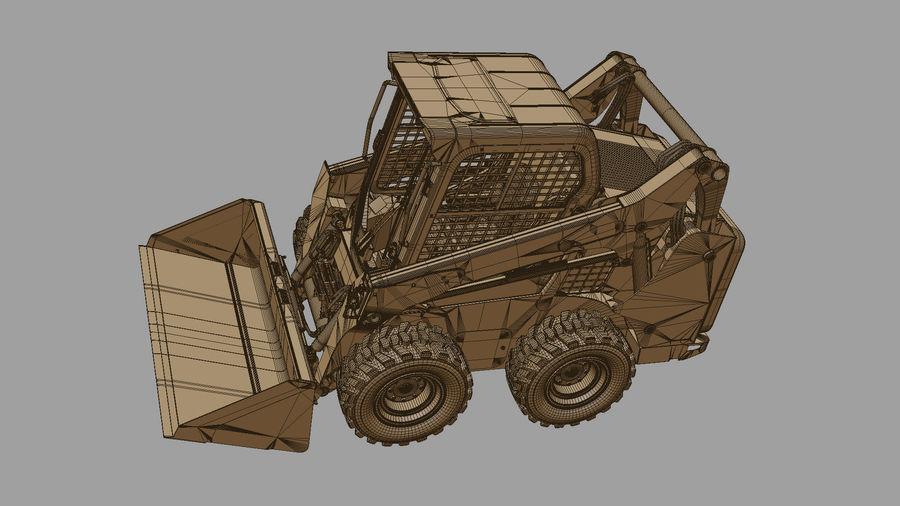 建設機械 royalty-free 3d model - Preview no. 18