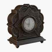 Eastern Clock 3d model