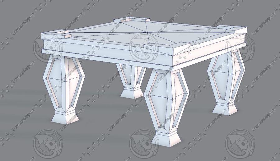 Juego de muebles para juego royalty-free modelo 3d - Preview no. 35