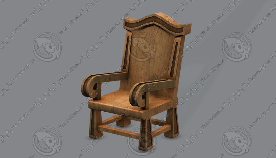 Juego de muebles para juego royalty-free modelo 3d - Preview no. 26