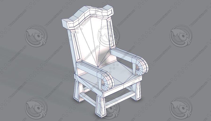 Juego de muebles para juego royalty-free modelo 3d - Preview no. 31