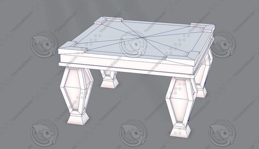 Juego de muebles para juego royalty-free modelo 3d - Preview no. 33