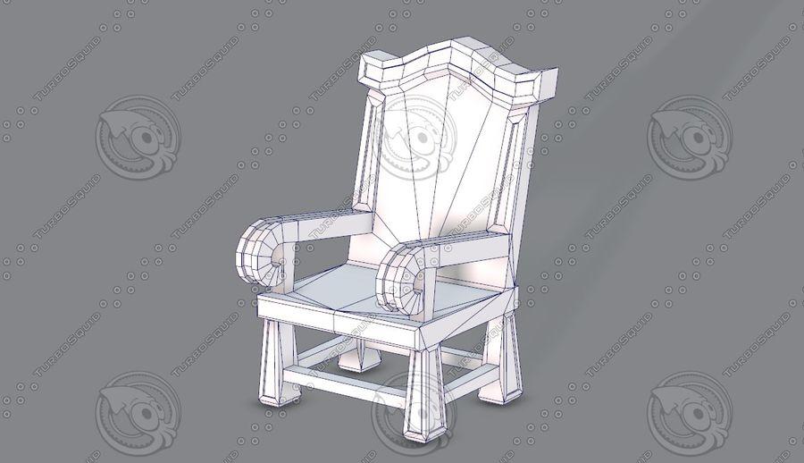 Juego de muebles para juego royalty-free modelo 3d - Preview no. 27