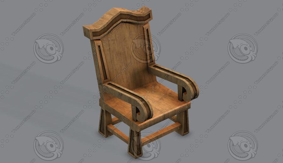 Juego de muebles para juego royalty-free modelo 3d - Preview no. 30