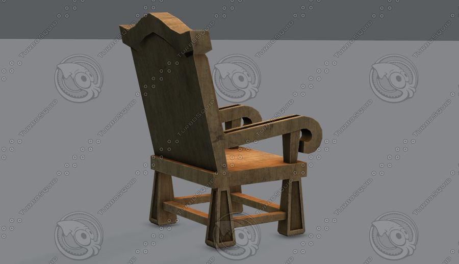 Juego de muebles para juego royalty-free modelo 3d - Preview no. 28