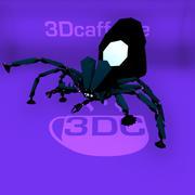 거미 류의 동물 3d model