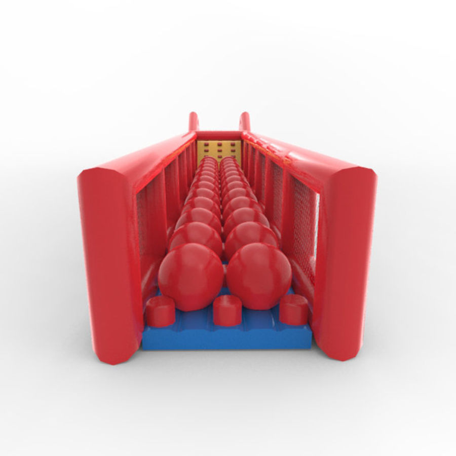 inflatable royalty-free 3d model - Preview no. 1