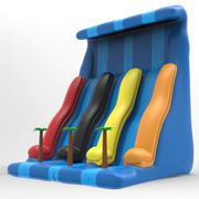 Надувные восхождение 3d model