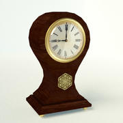 Horloge antique 3d model