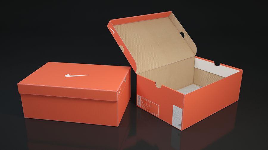 Boîte à chaussures Nike modèle 3D 3D modèle 3D $10 - .obj .fbx ...