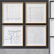 RH KERRY MANSFIELD FILAMENT PEQUEÑO modelo 3d
