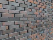 Varredura de parede de tijolo 3d model