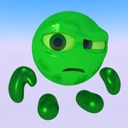 Sour Bill (Wreck-it Ralph) 3d model