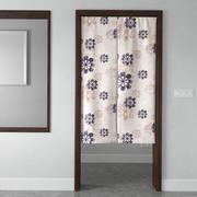 Rideaux de porte de style japonais 3d model