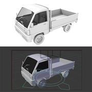 pickup truck 3d model