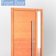 Current Front Door D5 3d model