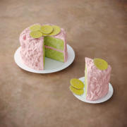 Cake with Green Glaze 3d model